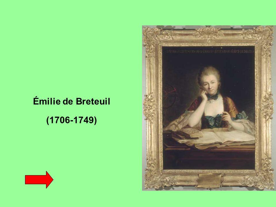Émilie de Breteuil (1706-1749)