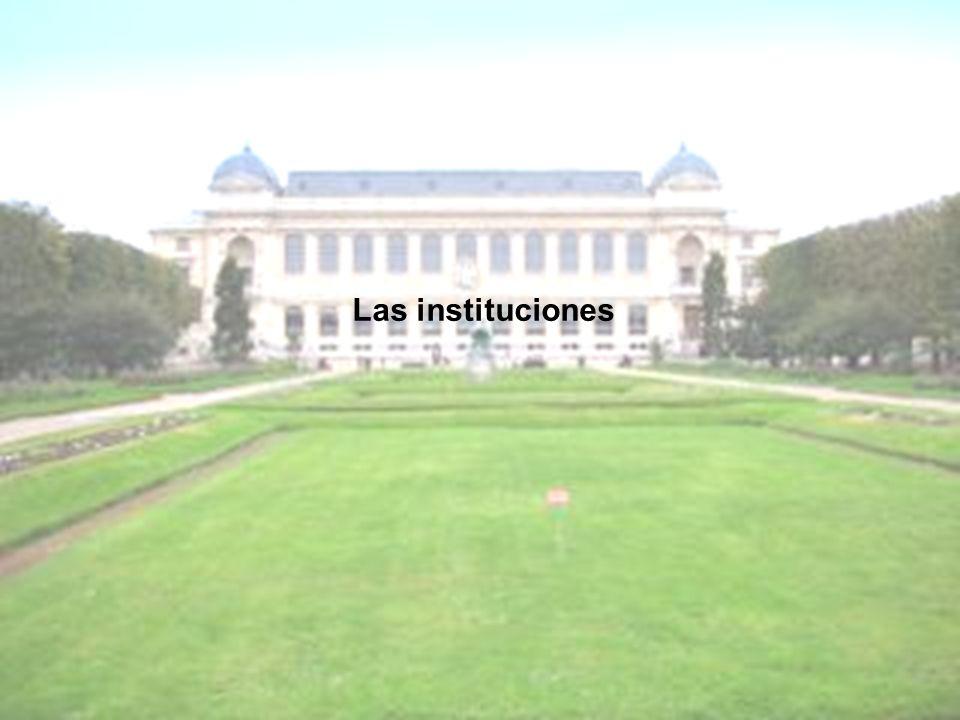 Las instituciones En la Ilustración