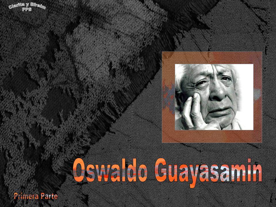 Clarita y Efraim PPS Oswaldo Guayasamin Primera Parte