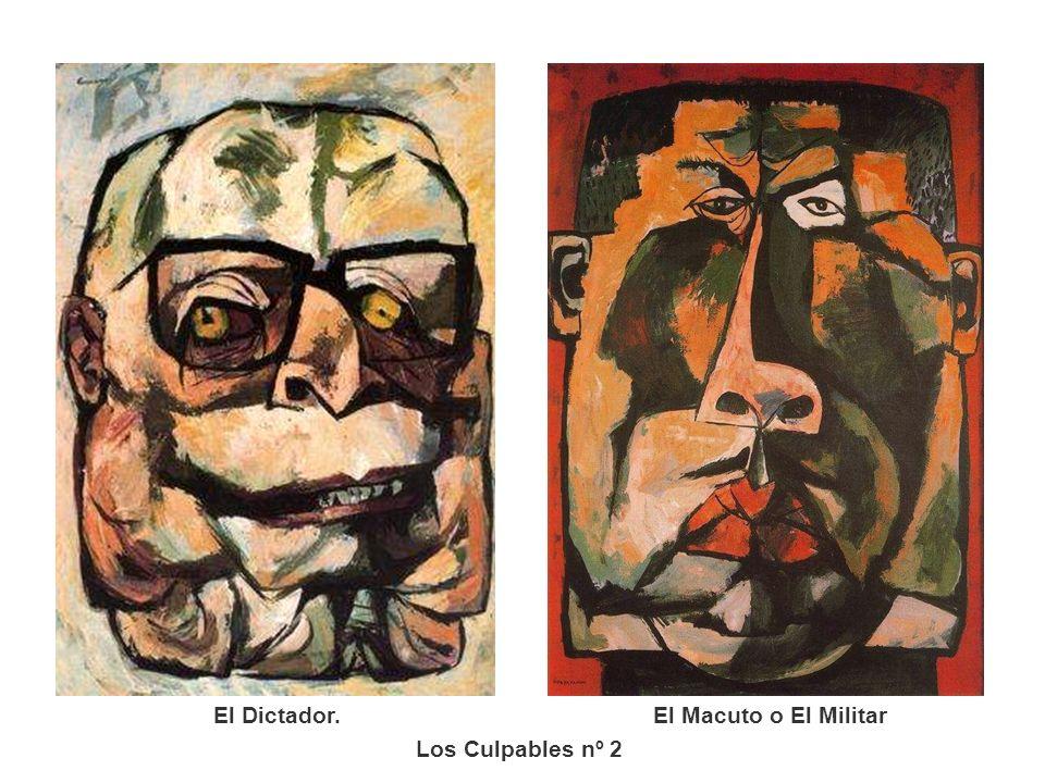 El Dictador. El Macuto o El Militar Los Culpables nº 2