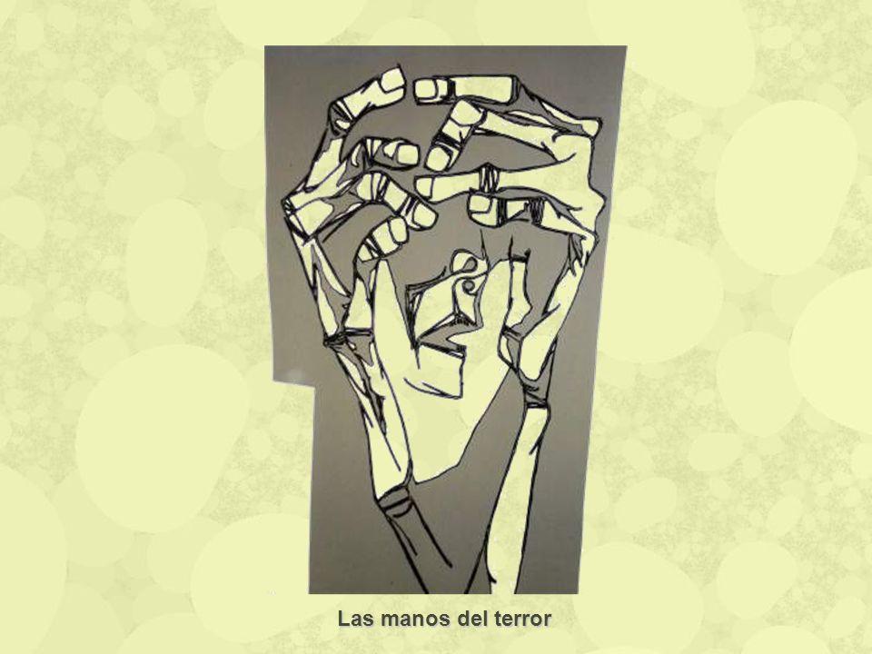 Las manos del terror