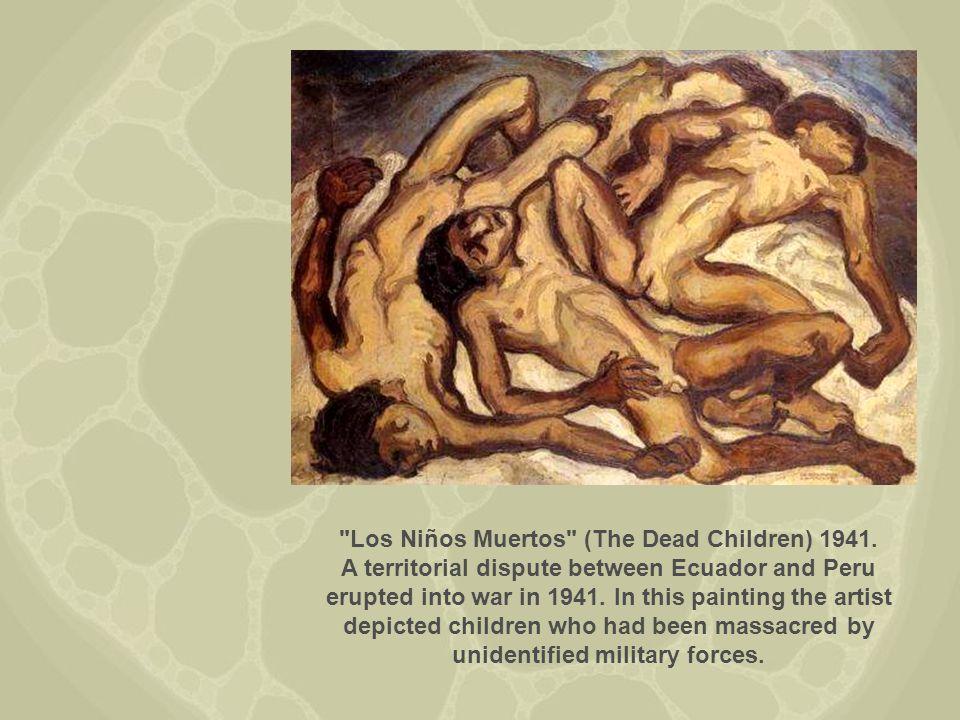 Los Niños Muertos (The Dead Children) 1941