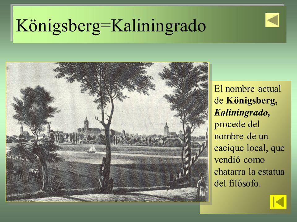 Königsberg=Kaliningrado