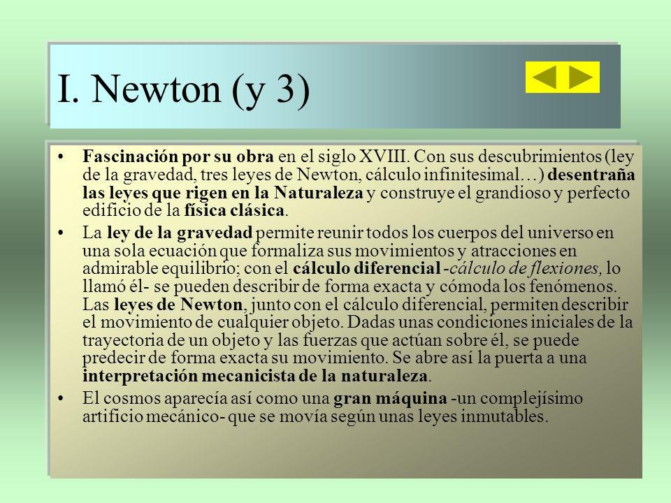 I. Newton (y 3)