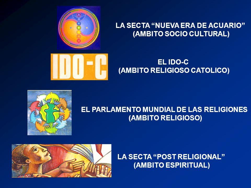 LA SECTA NUEVA ERA DE ACUARIO (AMBITO SOCIO CULTURAL)