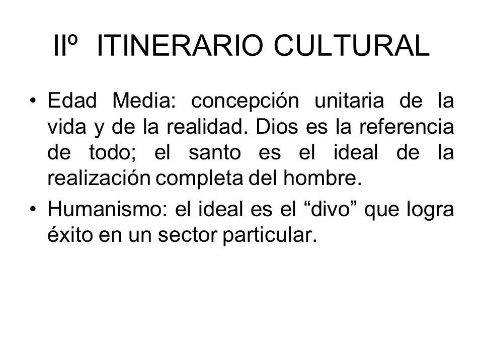 IIº ITINERARIO CULTURAL