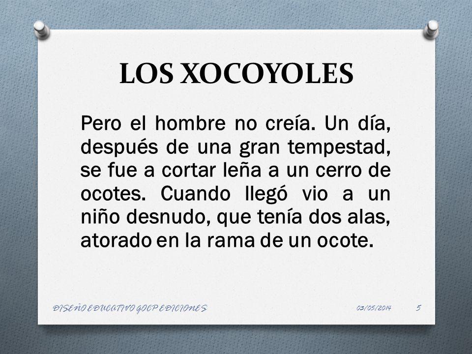 LOS XOCOYOLES