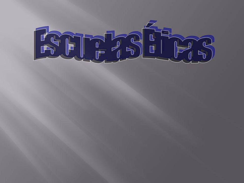 Escuelas Éticas