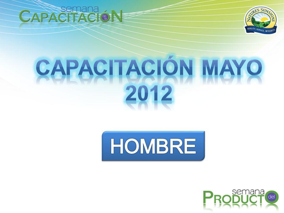 CAPACITACIÓN MAYO 2012 HOMBRE