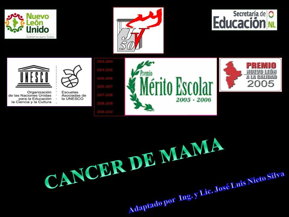Adaptado por Ing. y Lic. José Luis Nieto Silva