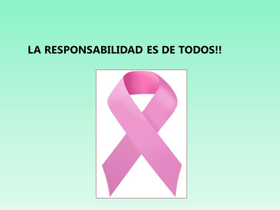 LA RESPONSABILIDAD ES DE TODOS!!