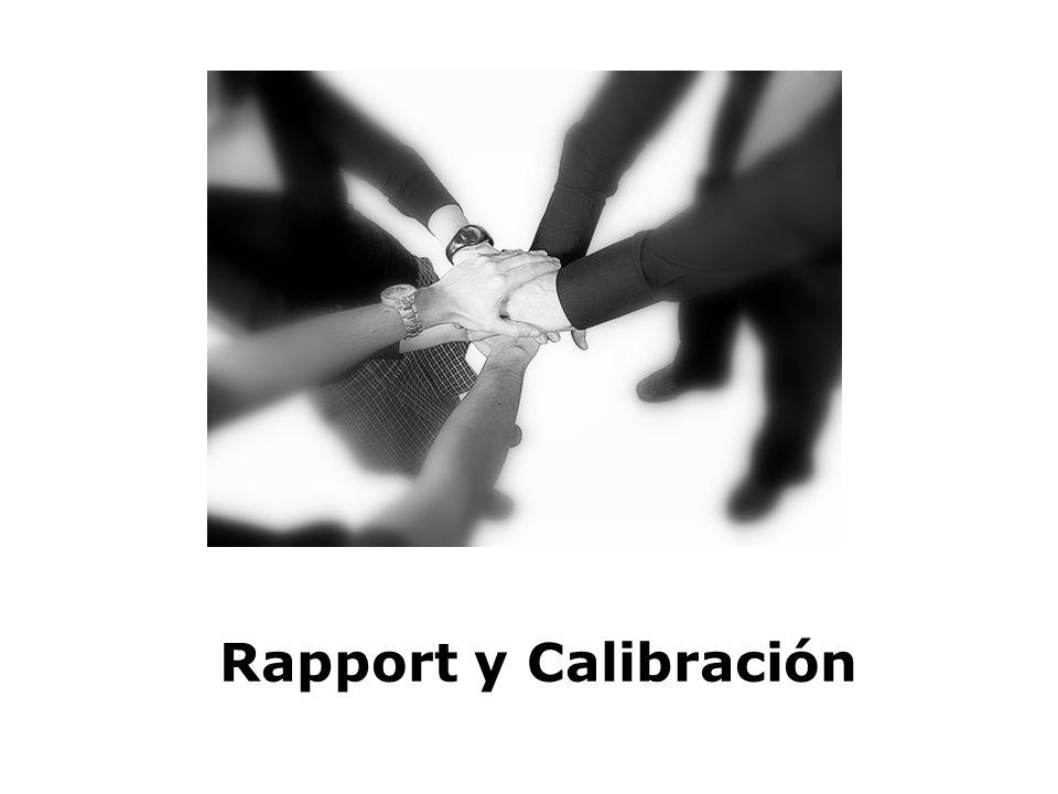 Rapport y Calibración