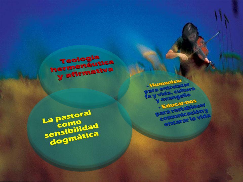Teología hermenéutica y afirmativa