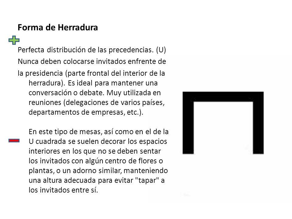Forma de Herradura