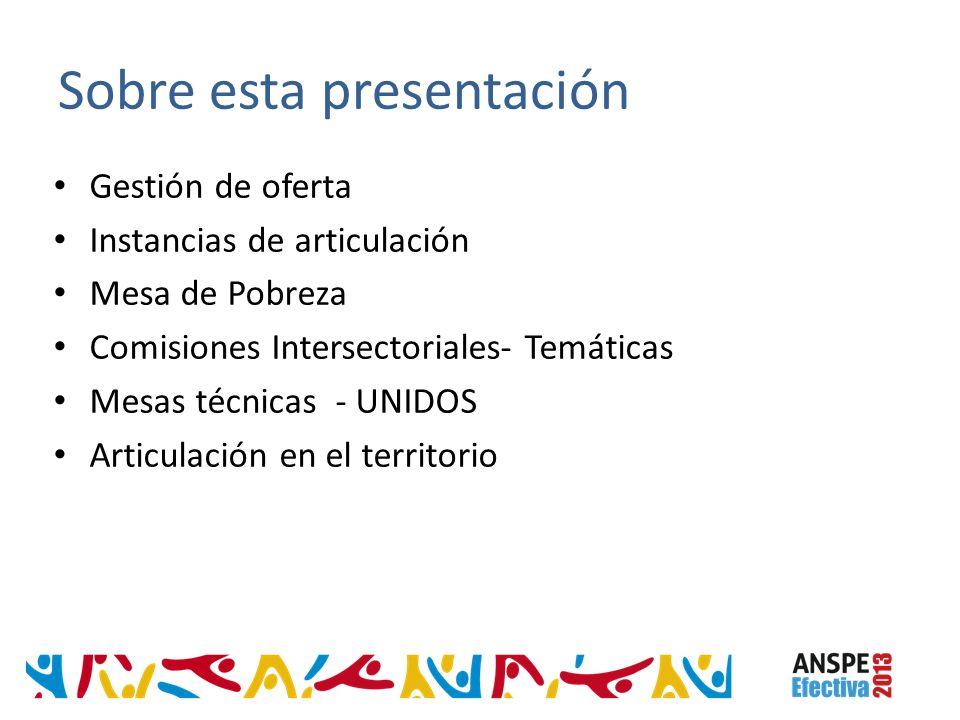 Sobre esta presentación