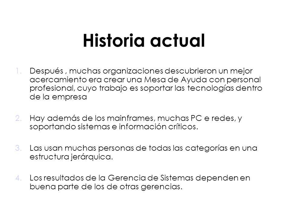 Historia actual