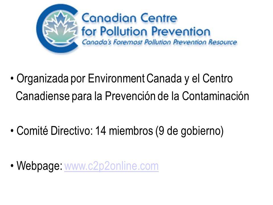 Organizada por Environment Canada y el Centro
