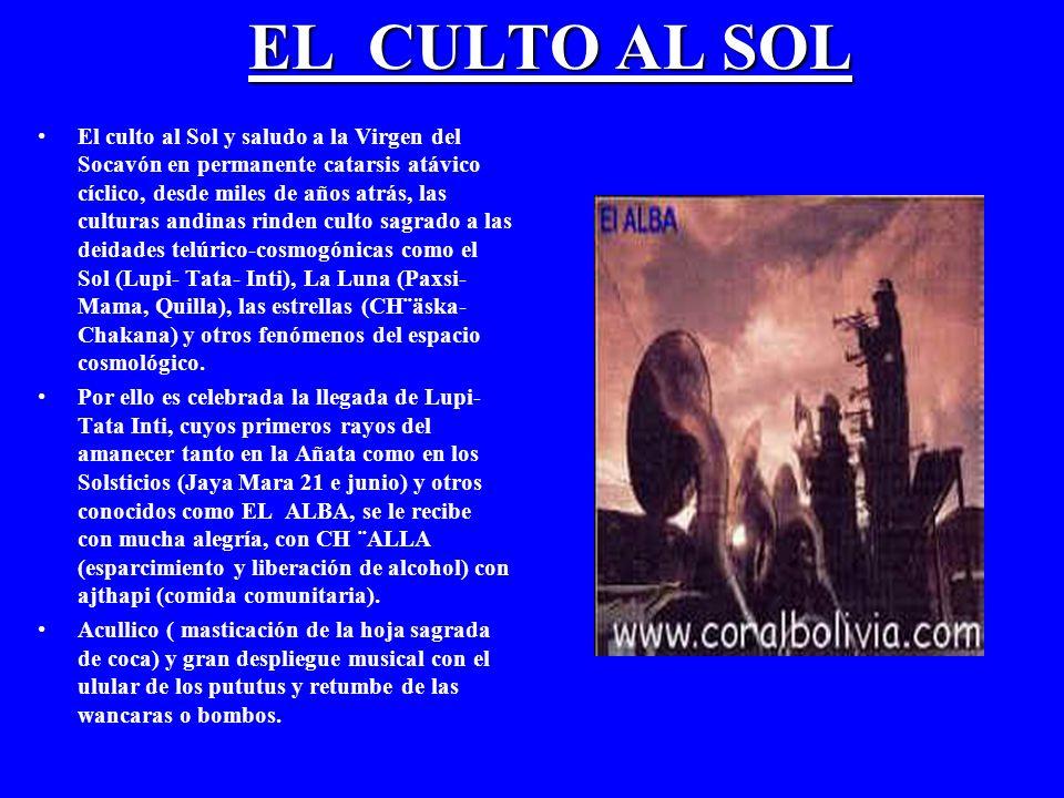 EL CULTO AL SOL
