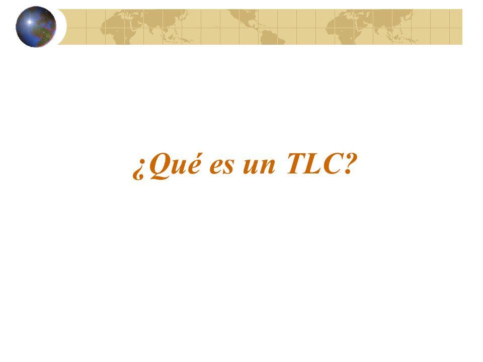 ¿Qué es un TLC
