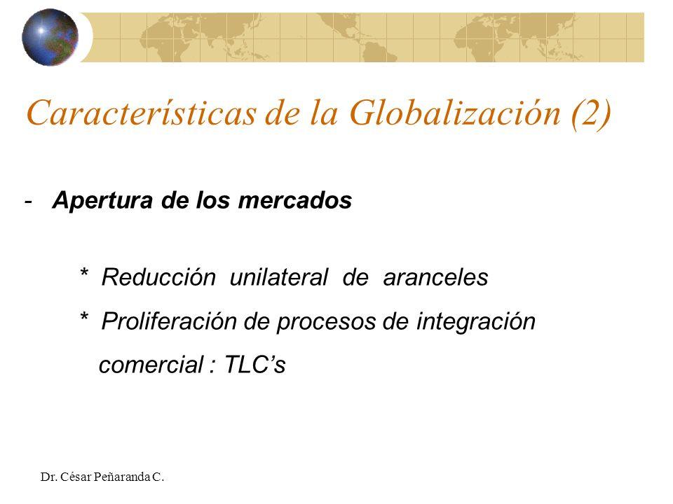 Características de la Globalización (2)