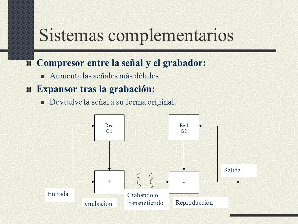 Sistemas complementarios