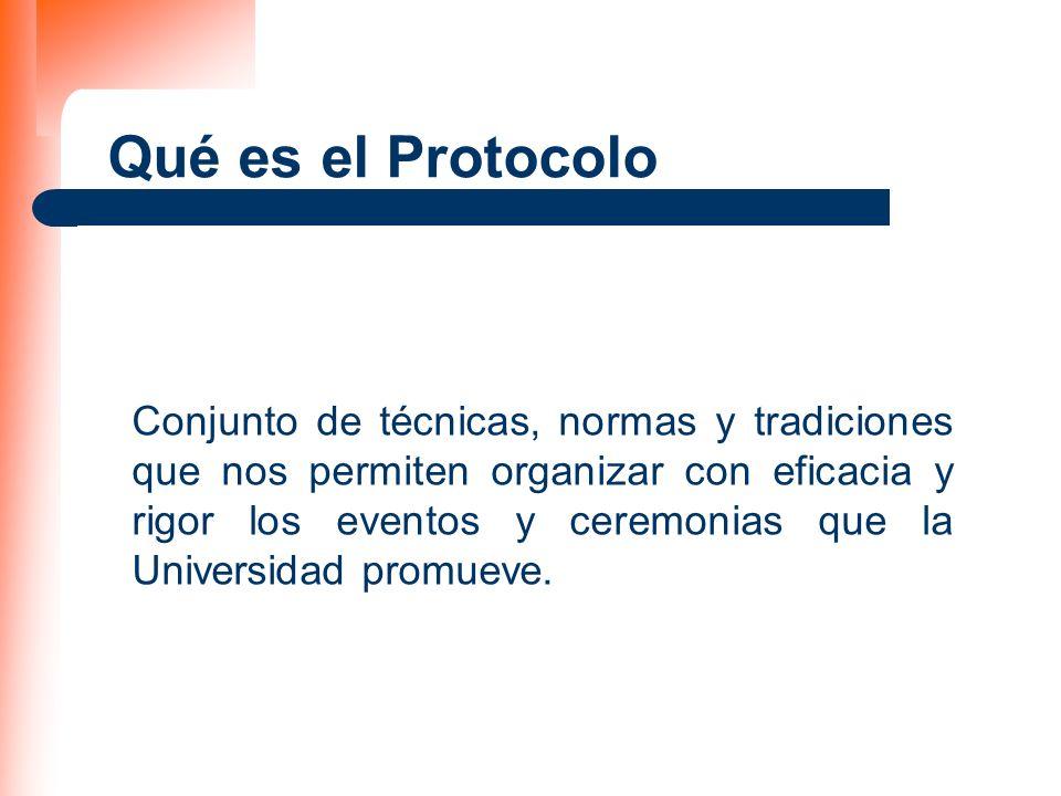 Qué es el Protocolo