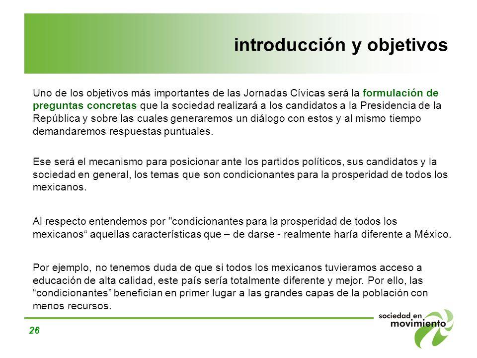 introducción y objetivos