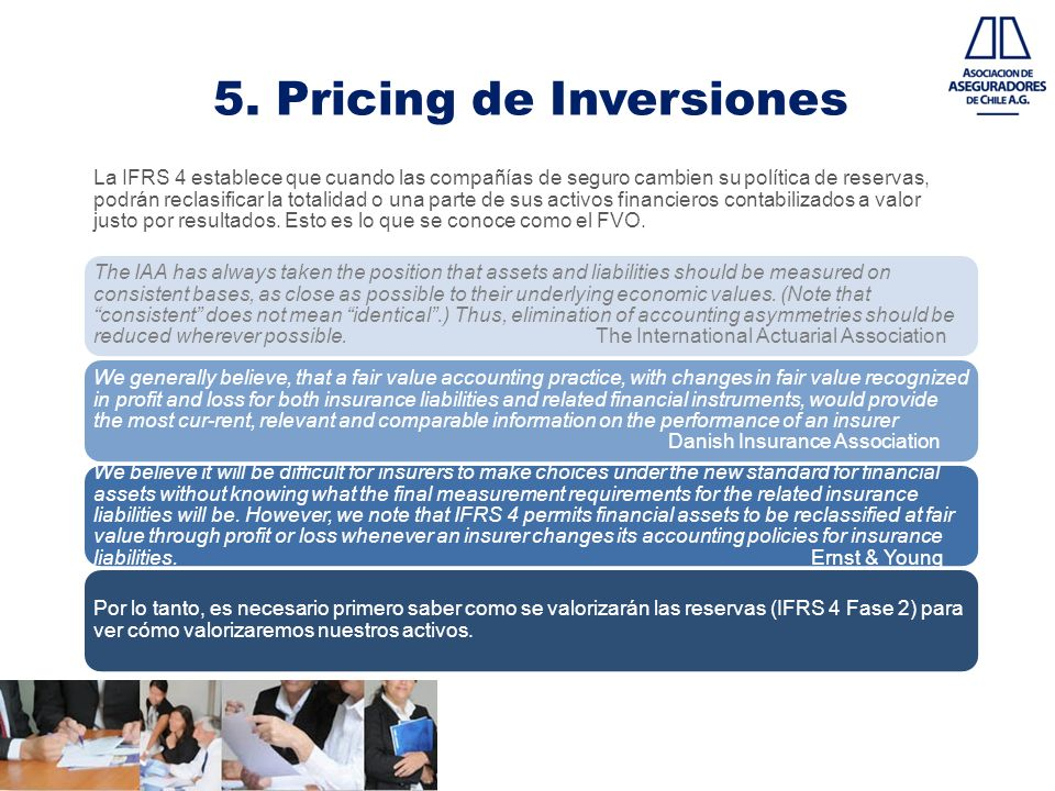 5. Pricing de Inversiones
