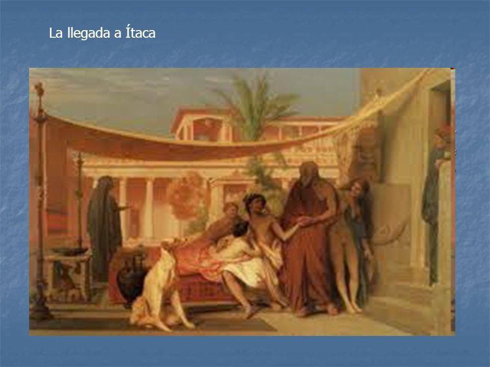 La llegada a Ítaca