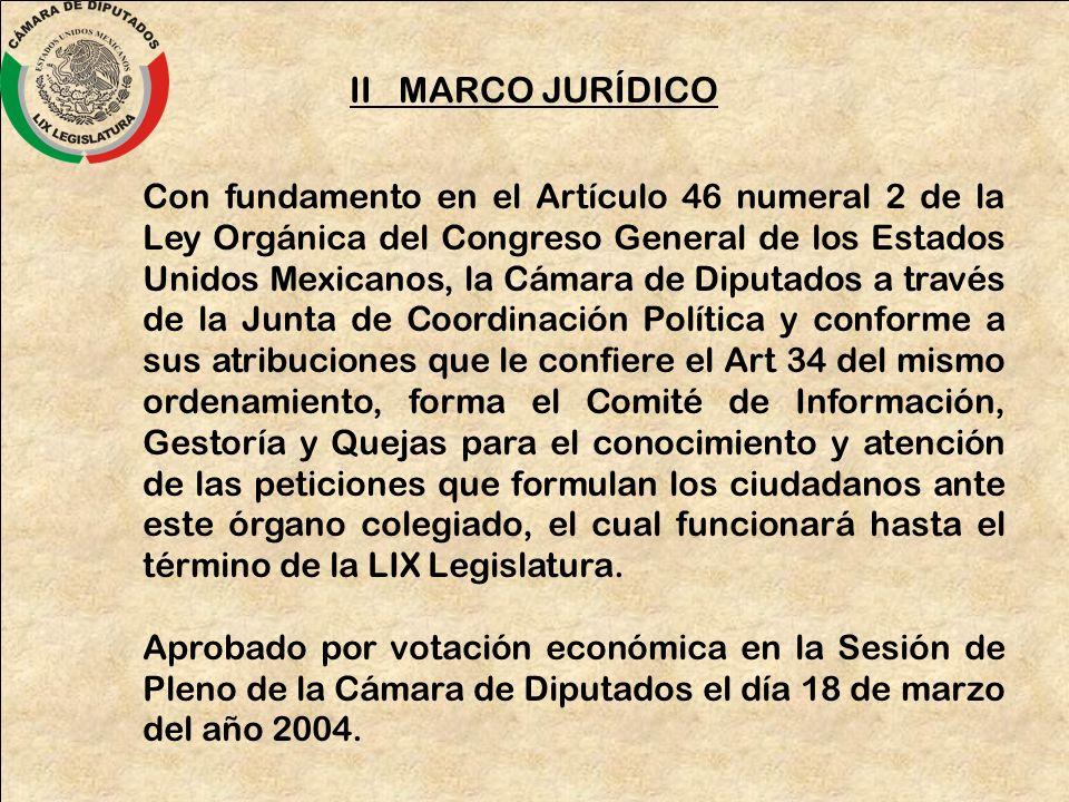 II MARCO JURÍDICO