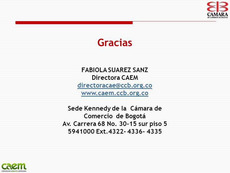 Sede Kennedy de la Cámara de Comercio de Bogotá