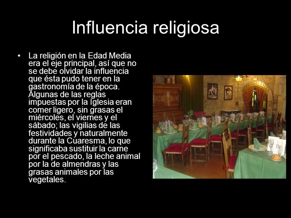 Influencia religiosa