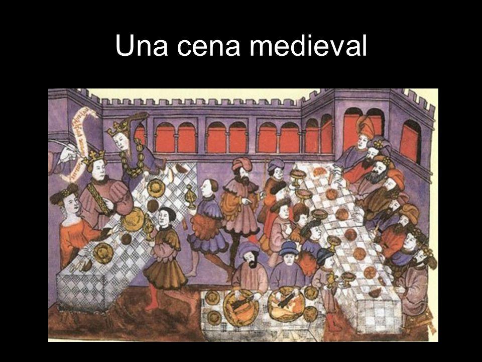 Una cena medieval