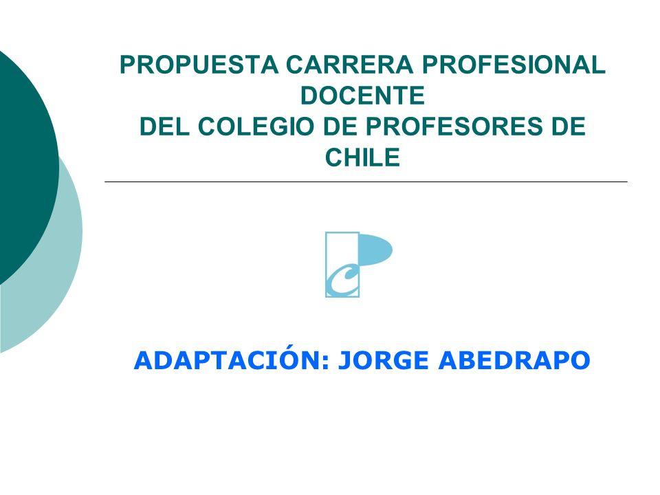 ADAPTACIÓN: JORGE ABEDRAPO