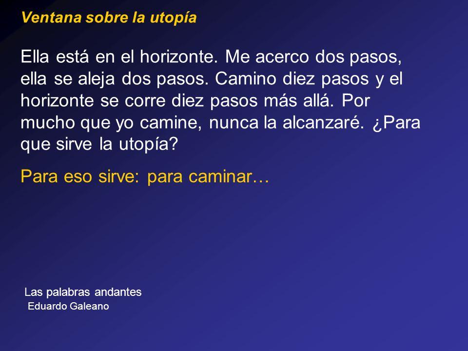 Las palabras andantes Eduardo Galeano