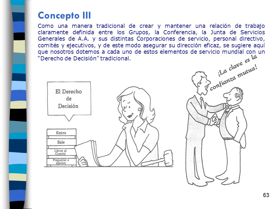 Concepto III