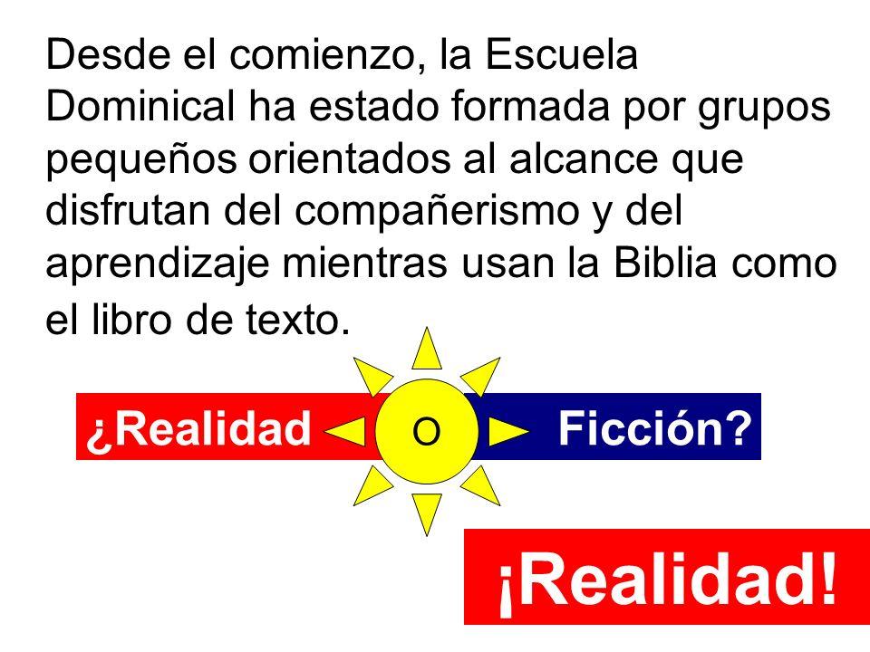 ¡Realidad! ¿Realidad Ficción