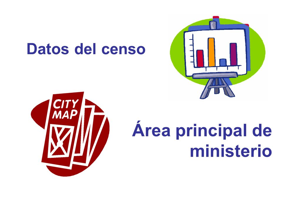Área principal de ministerio