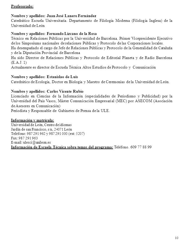 Nombre y apellidos: Juan José Lanero Fernández