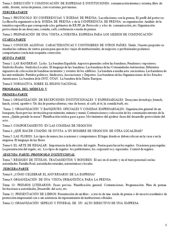 Tema 3: DIRECCIÓN Y COMUNICACIÓN DE EMPRESAS E INSTITUCIONES: comunicación interna y externa, libro de estilo, dossier, notas de prensa, convocatorias, previsiones.