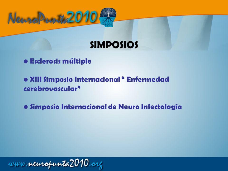 SIMPOSIOS Esclerosis múltiple