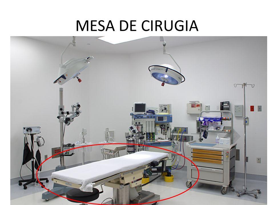 MESA DE CIRUGIA