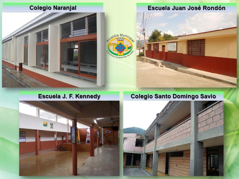 Escuela Juan José Rondón Colegio Santo Domingo Savio