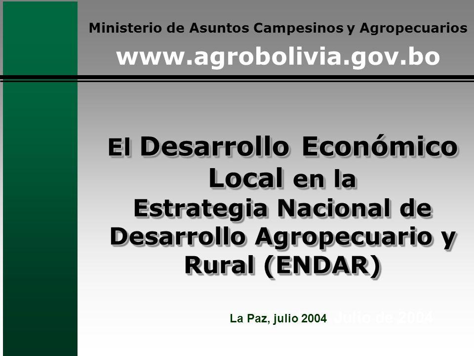 Ministerio de Asuntos Campesinos y Agropecuarios