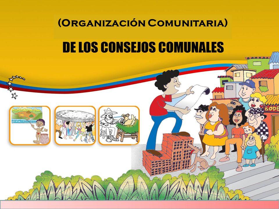 (Organización Comunitaria)