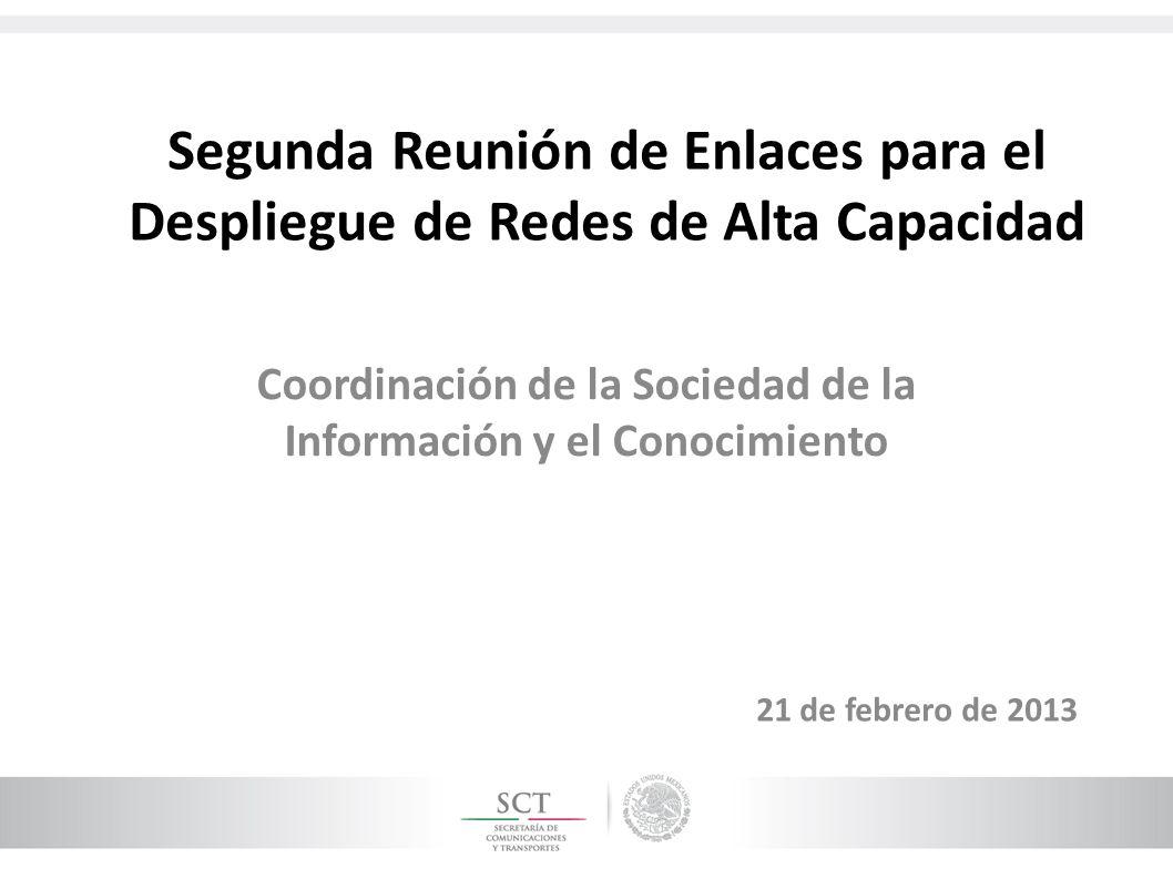 Coordinación de la Sociedad de la Información y el Conocimiento