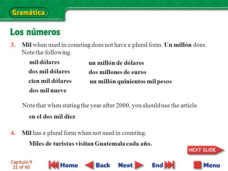 un millón quinientos mil pesos dos mil nueve