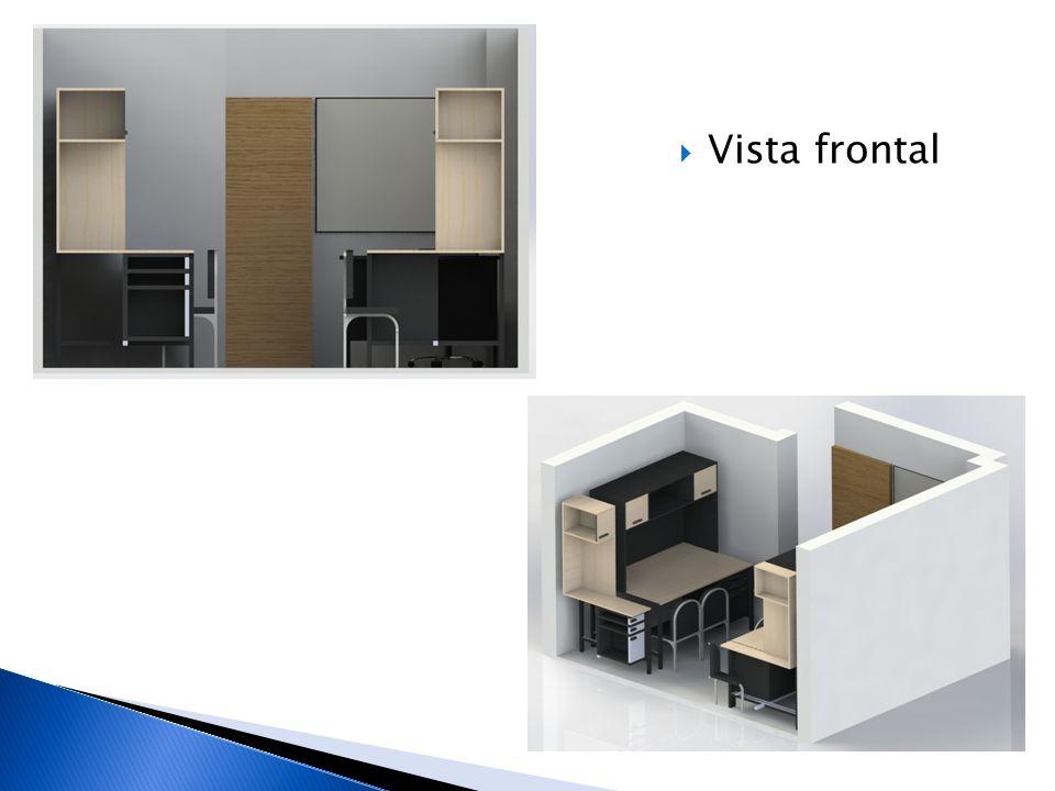 Vista frontal