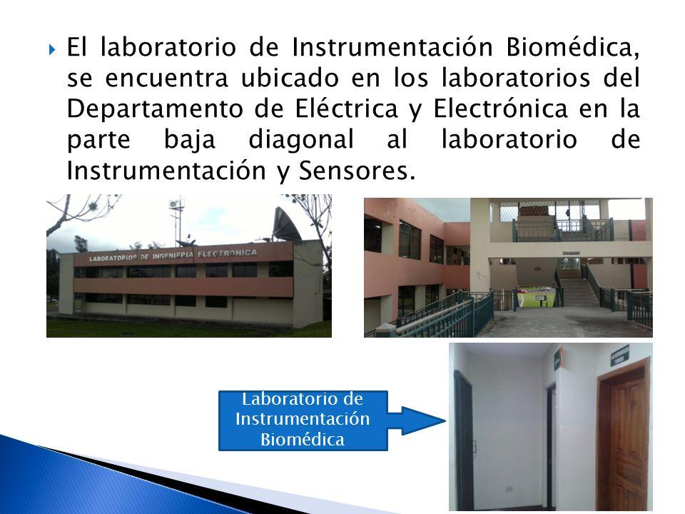 Laboratorio de Instrumentación Biomédica