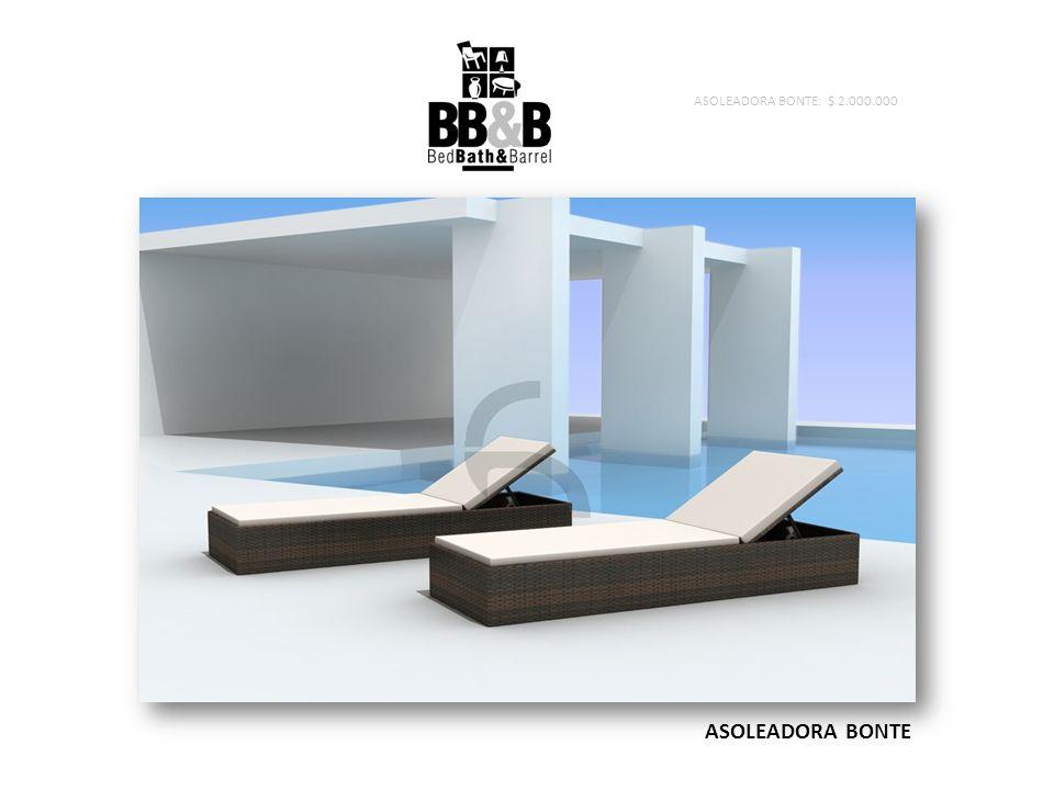 ASOLEADORA BONTE: $ 2.000.000 ASOLEADORA BONTE